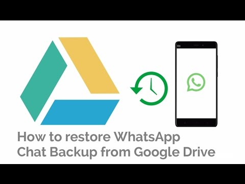 How To Restore Whatsapp Messages in Just 3 Steps
