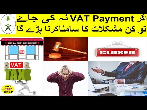 VAT Payment In Saudi Arabia: What Happens If A Taxpayer Misses VAT Payment In Saudi Arabia?