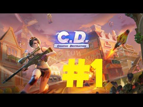 Creative Destruction Gameplay   Chunky monkey