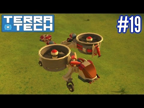 Terratech | Ep 19 | Tiny Building Drone!