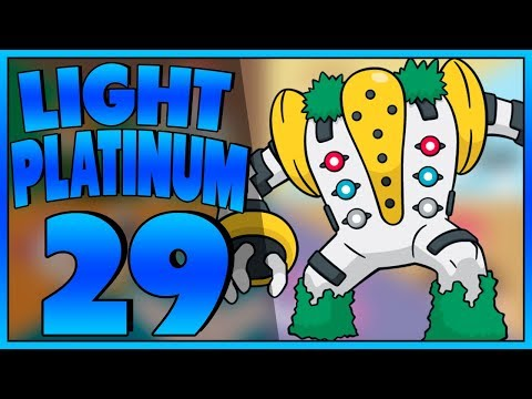 POKÉMON LIGHT PLATINUM #29 - REGIROCK/REGICE/REGISTEEL/REGIGIGAS (GBA)