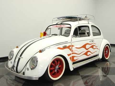705 TPA 1965 VW Beetle