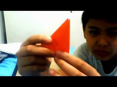 how to make a paper nano bot