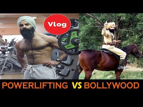 Fitness Trainer to Bollywood ft.Battle of Saragarhi[V-log] Daman Singh