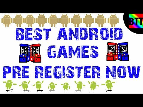 BEST ANDROID GAMES, PRE-REGISTER NOW - BEST TAMIL TUTORIALS