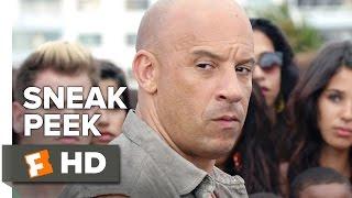 The Fate of the Furious Official Sneak Peek (2017) - Vin Diesel Movie