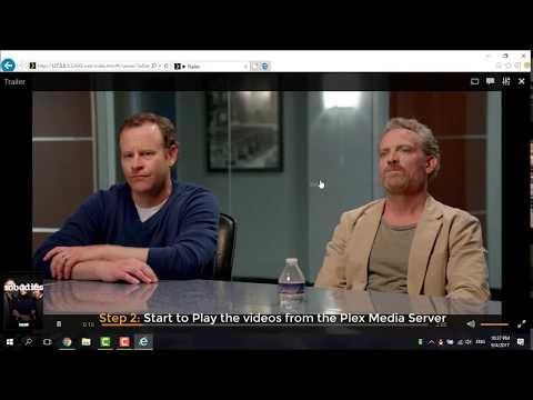How to Stream iTunes M4V Videos with Plex Media Server