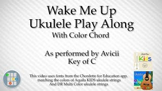 Riptide Ukulele Play Along