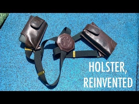 LD West Review: The Smartphone Holster, Reinvented