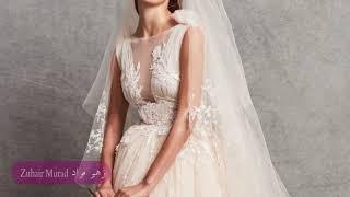 اجمل 7 فساتين زفاف 2018 لأشهر مصممي الأزياء العرب