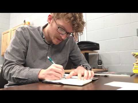 Tattoo Curriculum - Tracing paper explanation part 1