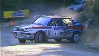 WRC TRIBUTE 1987-1988-1989: Maximum Attack, On the Limit, Crashes & Best Moments
