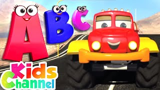 ABC Song | Learning Videos for Children | Learn A to Z from Kids Channel