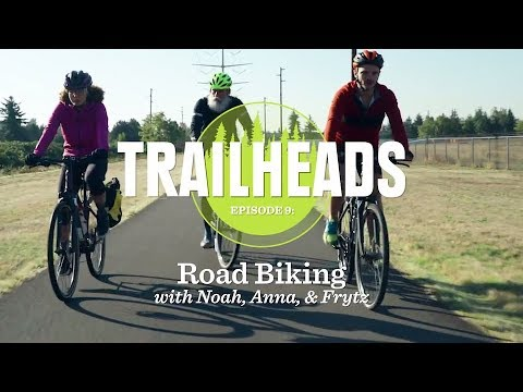 REI Trailheads: Road Biking