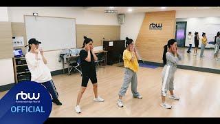 [마마무] 'AYA' Choreography Practice Making Film