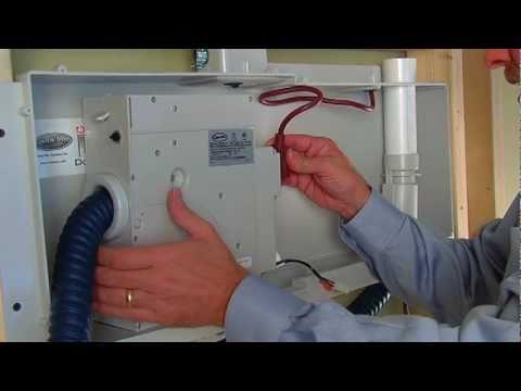 Central Vacuum Retractable Hose Management System - Doc IT Installation