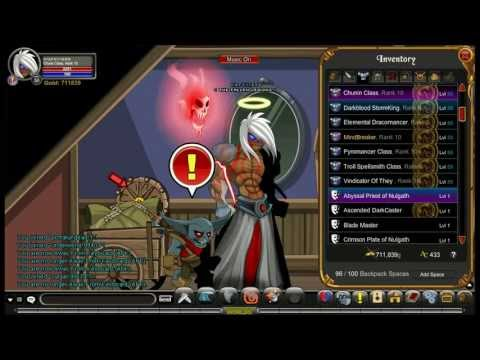 =AQW= Getting Abyssal Priest Of Nulgath