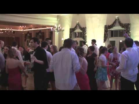 Rachel and Brad's Wedding Reception - 4/21/12 - www.DJChuckB.com