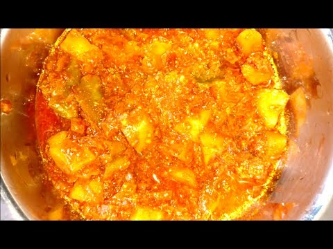 How to Cook Potato Curry Recipe for Rice Chapathi బంగాళదుంప కర్రీ?