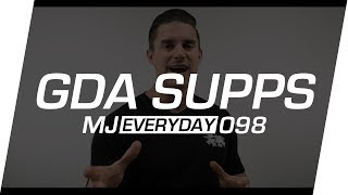 What Do Glucose Disposal Agent GDA Supplements Do? | MJ Everyday 098