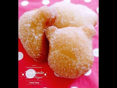 How to make Easy Eggless Doughnut