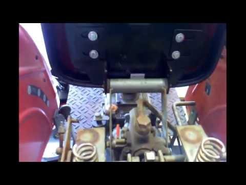 YM2000 Seat Modification