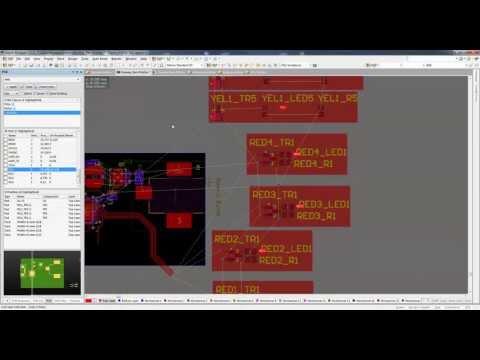 Altium Designer - Using Repeat Blocks in Schematics