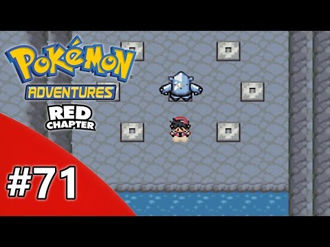 Pokemon Adventure Red Chapter - Part 71 - Catching The Regis