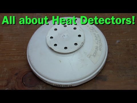 Heat Detectors: Everything you need to Know