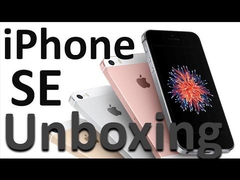 iPhone SE Unboxing en Español - iphone Se precio $399