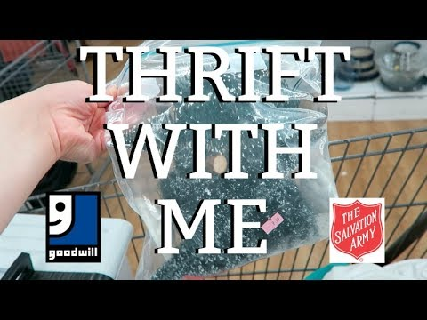 Sisters & Thrifters   Thrift with Me   Long Lost Footage