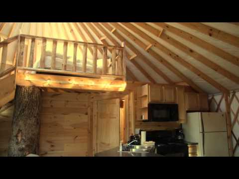 High Falls Yurt