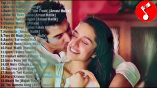 Top 20 Hindi songs (March 2017)