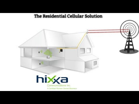 Residential Mobile Phone Signal Booster