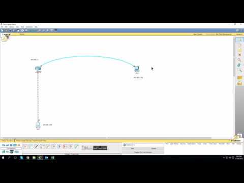 Part 1: How to configure cisco router with console in packet tracer