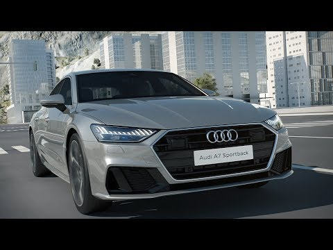 2018 Audi A7 Sportback - Predictive efficiency assistant with pACA
