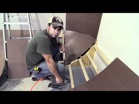 How To Build a Cyclorama Wall