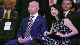 Download Amazon's Jeff Bezos and wife Mackenzie announce divorce Video