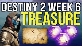 Destiny 2 - ALL CAYDE TREASURE CHESTS NESSUS LOCATIONS !!