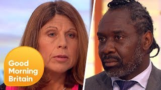 Should Sexual Assault Suspects Remain Anonymous? | Good Morning Britain
