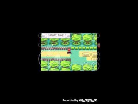 como pegar surf no Pokémon fire red
