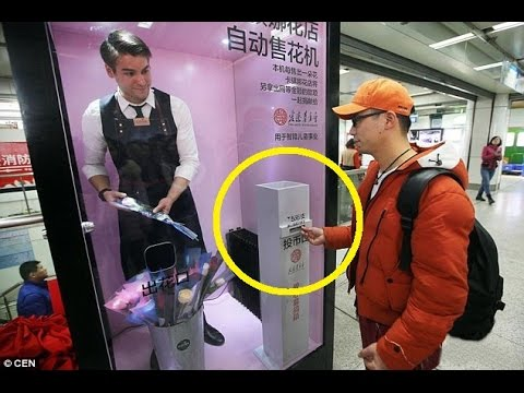15 Strangest Vending Machines