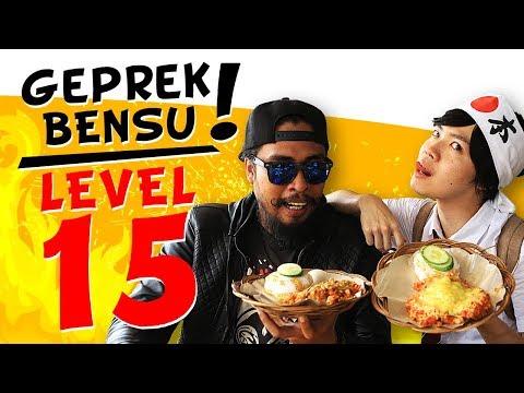 GENKI NYOBAIN GEPREK BENSU LEVEL 15 !| SPICY JOURNEY #9