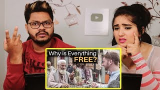 Indian Reaction On Why is Everything FREE in Pakistan?