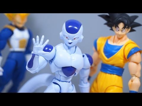 Dragon Ball Z Figure-Rise Standard FINAL FORM FRIEZA Figure Review