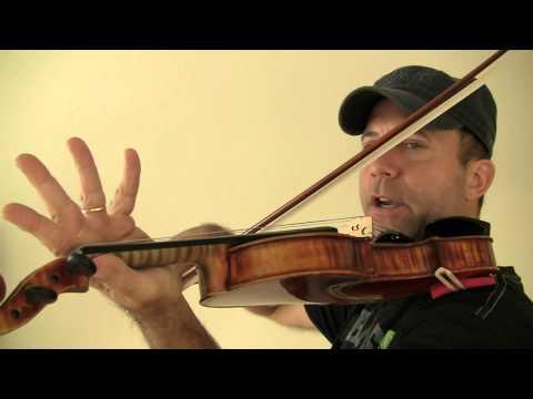 Learn Twinkle Twinkle Little Star on the violin