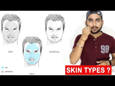 Skin Types | How To Check you Skin Type [Hindi] | Dry, Normal, Oily or Combination |  Fashion Guruji
