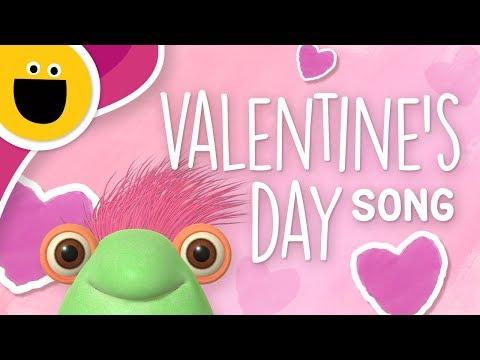 Marvie's Valentine's Day Song (Sesame Studios)