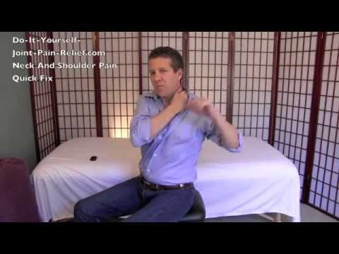 Neck and Shoulder Pain Quick Fix