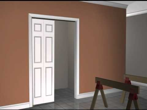Bifold Door Installation Video from Johnson Hardware
